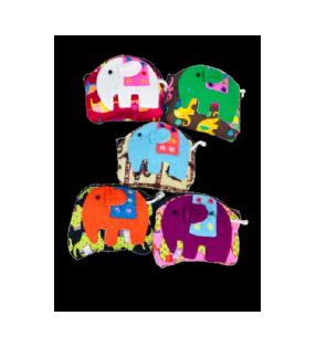 Cute Fair Trade Elephant Design Purse