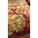 Fair Trade Tree Of Life Cotton Khadi Bedcover Throw Wall hanging